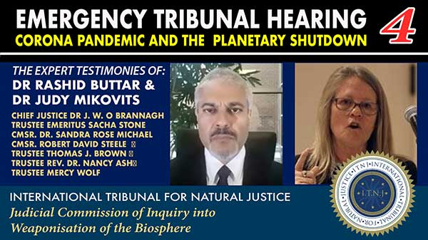 Corona Emergency Hearing 4 Dr Rashid A. Buttar and Dr Judy Mikovits 2020-04-30